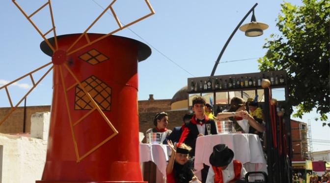Llegamos al ecuador de las fiestas en Pradejón
