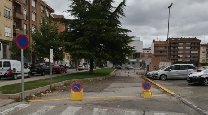 """El punto limpio de Calahorra se ubicará en el aparcamiento de """"El silo"""""""