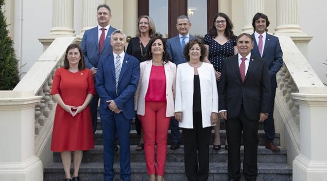 Formado el Gobierno de La Rioja
