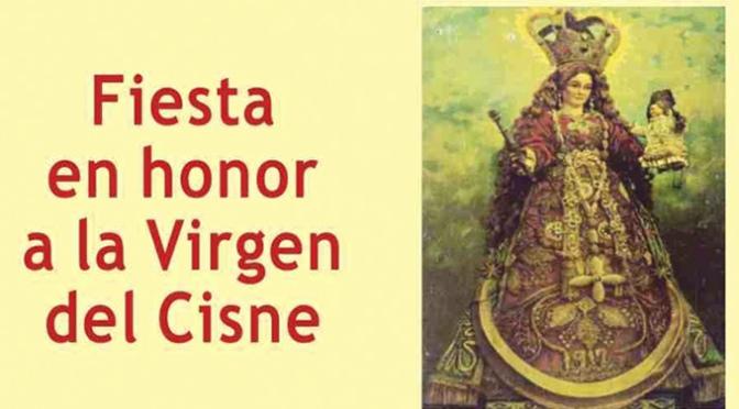 Fiesta en honor a la Virgen del Cisne