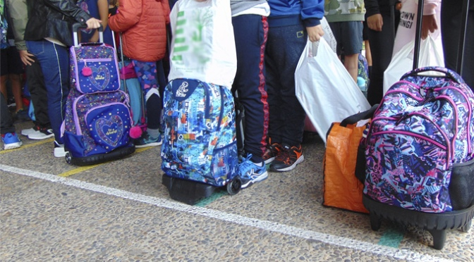El curso escolar comienza en La Rioja con más de 50.400 alumnos en todos los niveles