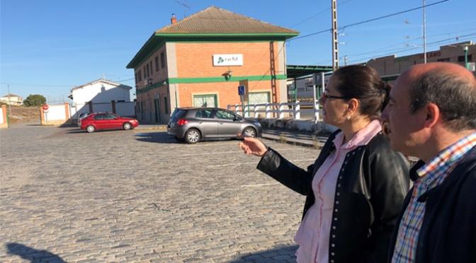 Gobierno de La Rioja y Ayuntamiento de Calahorra coinciden en la intención de trasladar la estación de autobuses a los terrenos de Adif