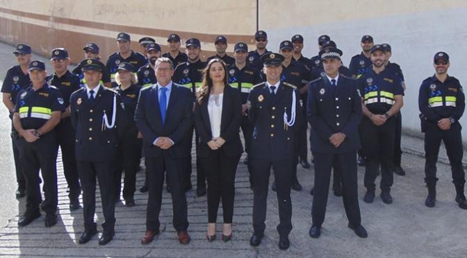 Día de los Ángeles Custodios, patrones de la Policía Local