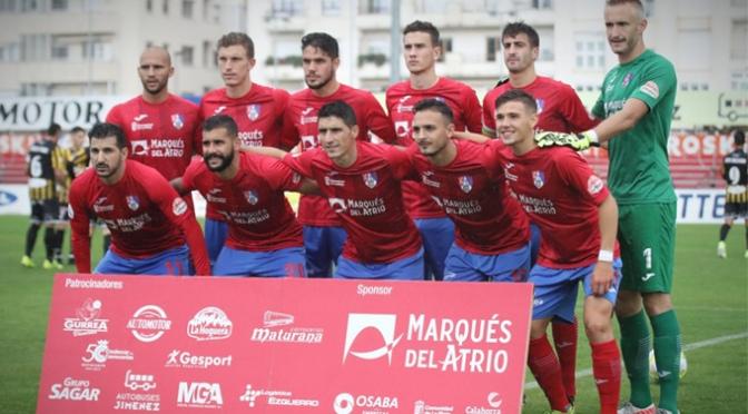 Tras el empate en Barakaldo el CD Calahorra ya prepara el encuentro en San Sebastián