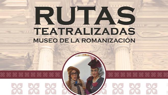 El Museo de la Romanización acogerá rutas teatralizadas durante los meses de octubre y noviembre
