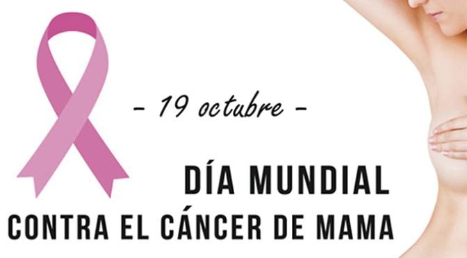 La AECC en la Junta Local de Calahorra celebra el Día Mundial contra el Cáncer de Mama
