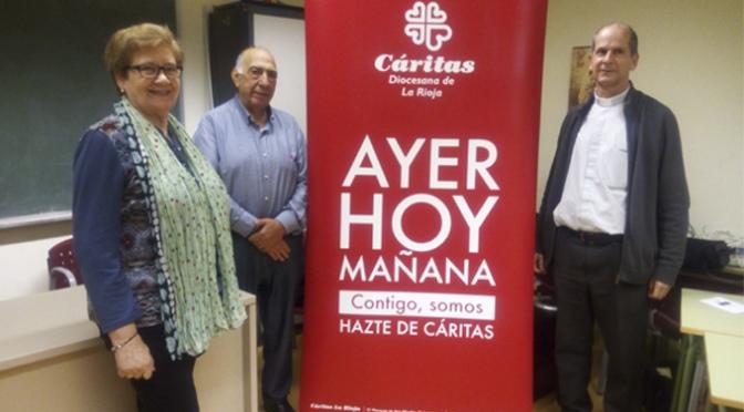 Cáritas Interparroquial de Calahorra organiza la II Semana de la pobreza
