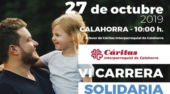 VI Carrera Solidaria Cáritas Calahorra