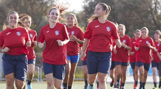 Este fin de semana, partido amistoso del equipo femenino CD Calahorra
