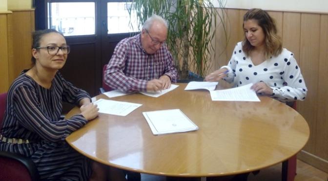 ADECA  y el Ayuntamiento de Alfaro firman elVI Convenio de colaboración para la dinamización turístico-comercial