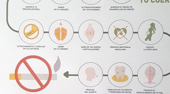 Programa gratuito para dejar de fumar