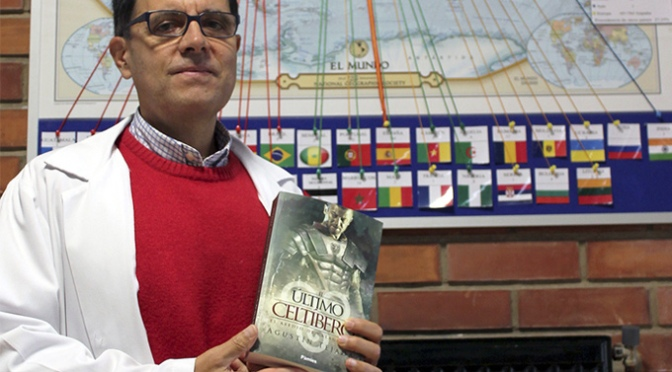 """""""El último celtíbero. El asedio de Calagurris"""", una novela acontecida en Calahorra"""