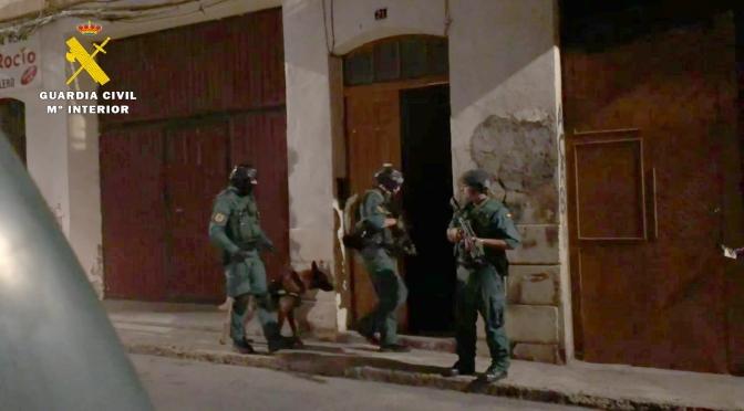 La Guardia Civil esclarece el asesinato de un empresario en la localidad de Alfaro