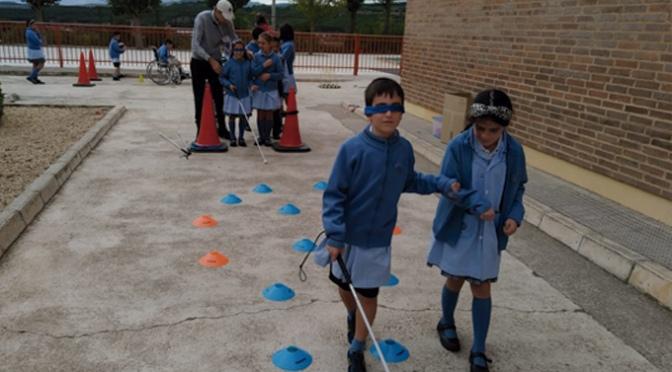 Integración en el Colegio La Milagrosa