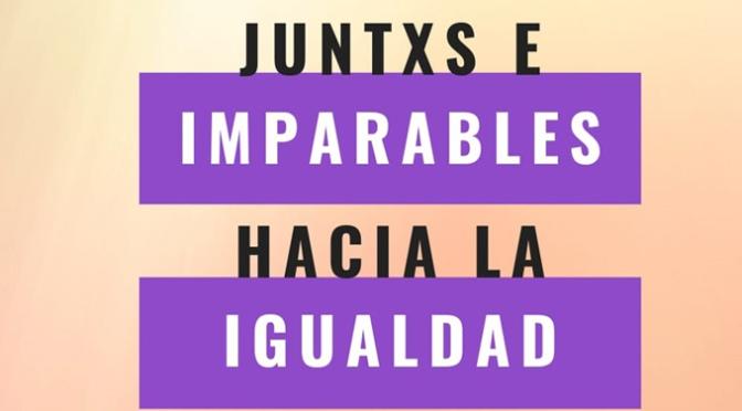 """Jornada de presentación """"Juntxs e imparables hacia la igualdad"""" en San Adrián"""