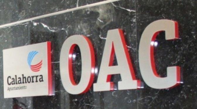 La OAC atiende desde el 1 de octubre en su horario de invierno