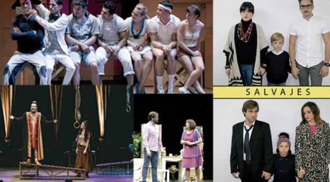 Teatro clásico y aficionado, y circo forman parte del cartel del Ideal para lo que queda de octubre