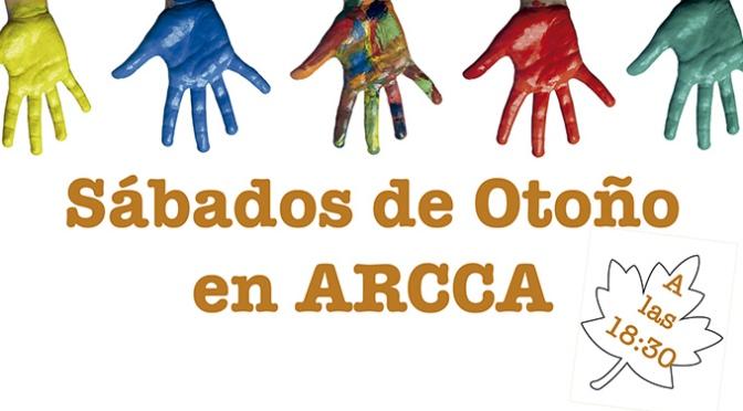 Este sábado comienza el otoño cultural en el centro comercial ARCCA