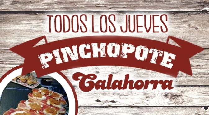 Vamos que es Jueves de pinchopote en Calahorra