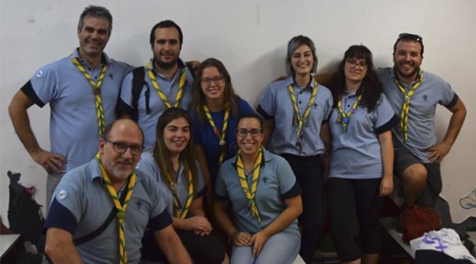 El Grupo Scout Nuestra Señora de Guadalupe comienza la ronda solar 19-20