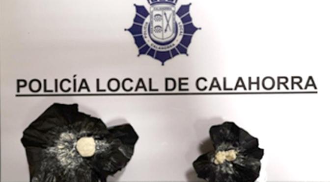 """Delito de Tráfico de Drogas en Calahorra con 7,4 gramos de """"Speed"""" y productos químicos"""