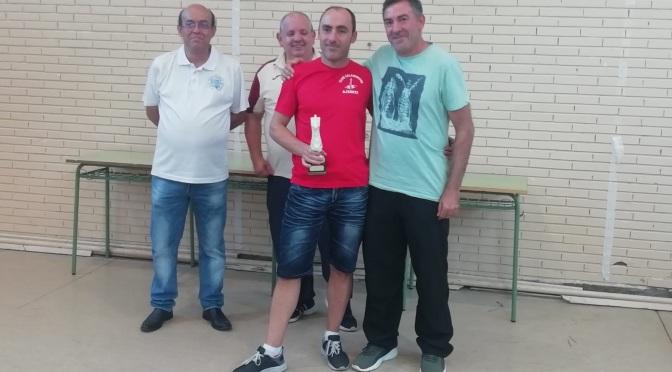 El Club Calahorrano de ajedrez en la  segunda edición del torneo Sagasta