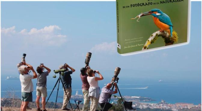 Charla en la Reserva de Natural de Alfaro sobre fotografía de Naturaleza