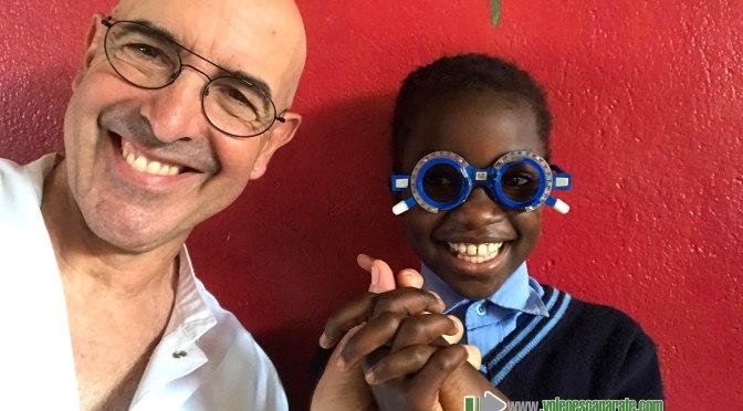 Emilio Toledo, muy satisfecho tras su reciente viaje a Mozambique