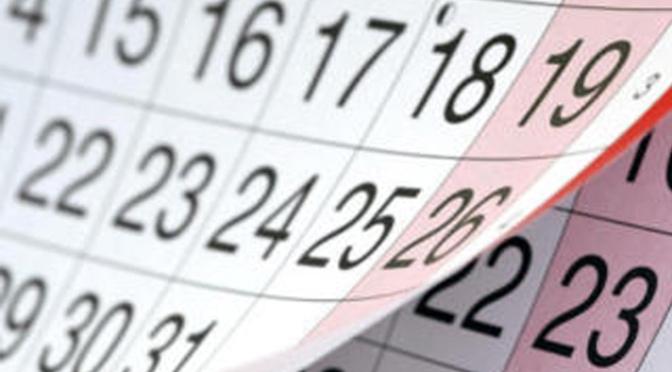 Calendario laboral de fiestas locales de 2020 en La Rioja