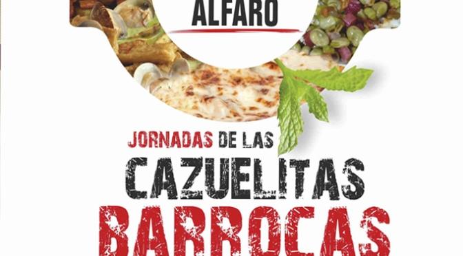 Alfaro vivirá un diciembre más las jornadas de las cazuelitas barrocas
