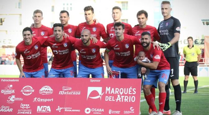 Tras el empate de ayer del CD Calahorra continuan con los entrenamientos para el partido del sábado