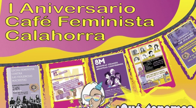 Café feminista de Calahorra celebra su primer aniversario
