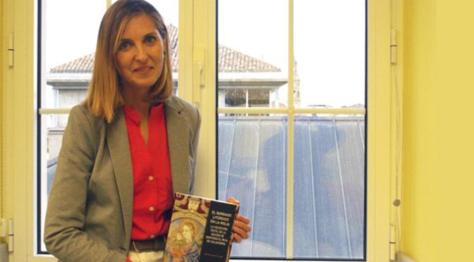"""La calagurritana Cristina Sigüenza ofrecerá una conferencia este viernes dentro del programa """"Antes de que llegue el invierno"""""""