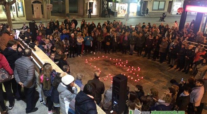 25 N Día Internacional Contra la Violencia de Género en San Adrián