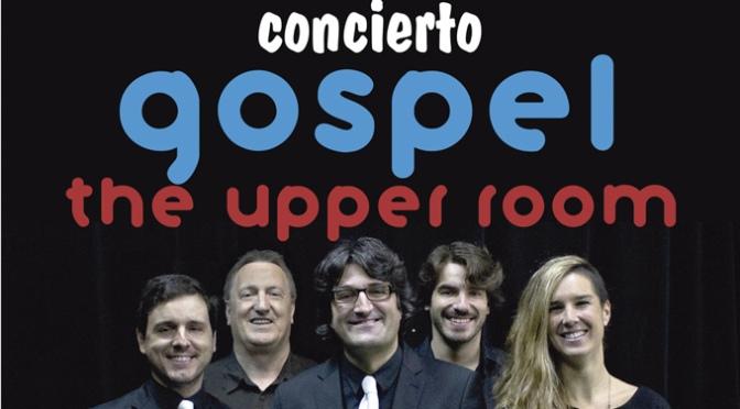 Concierto de música gospel en San Adrián