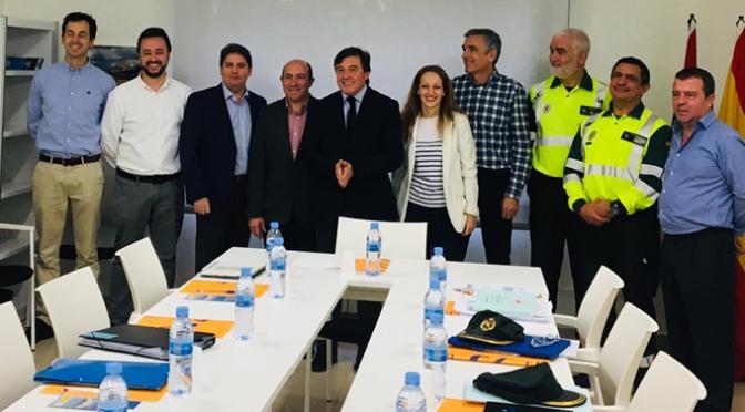 Reunión del Grupo de Trabajo GT1 de La Rioja para prevenir y reducir la siniestralidad vial