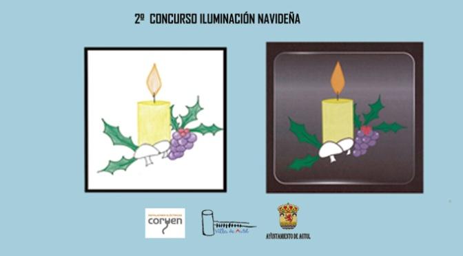Bárbara Hernández ganadora del 2°Concurso de dibujo de Navidad