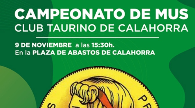 Campeonato de mus del Club taurino Calahorra