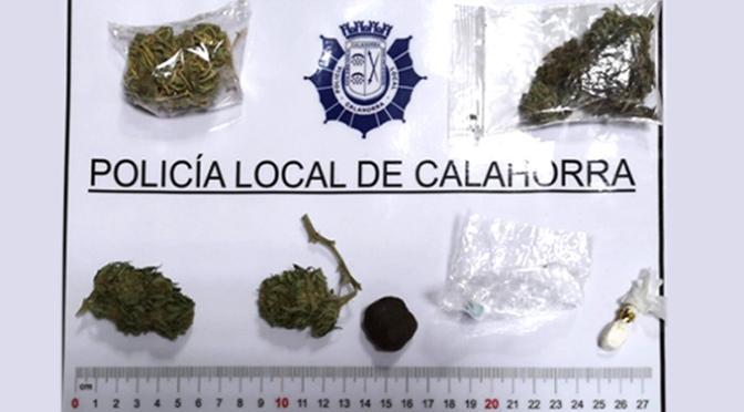 Aumentan los delitos de alcohol y drogas en la conducción en esta primera semana de Noviembre en Calahorra