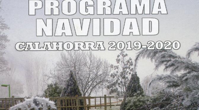 Programación de Navidad en Calahorra