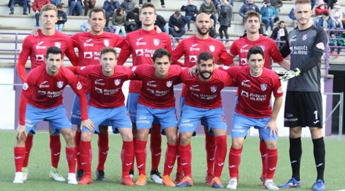 El CD Calahorra empata, en los anexos del José Zorilla, frente al Real Valladolid Promesas