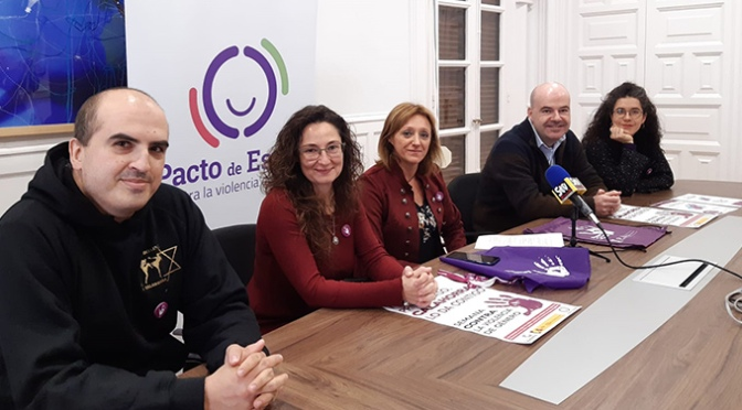Semana contra la violencia de género en Calahorra