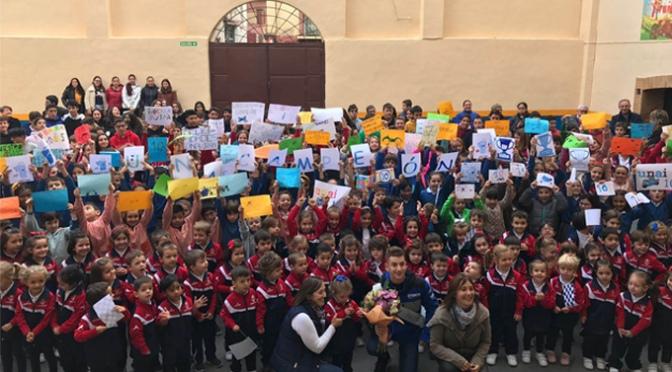El COAMI de Alfaro rinde un homenaje a Unai Orradre, Campeón de España de SuperBikes Junior