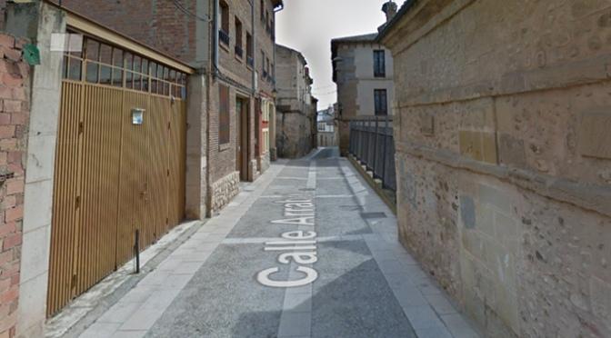 Adjudicado el proyecto de obras de la calle Arrabal