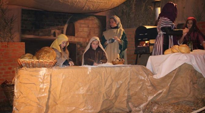 Más de 200 figurantes participarán en el Belén Viviente de San Adrián