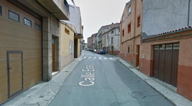 Las obras de la calle Eras durarán dos meses y medio más