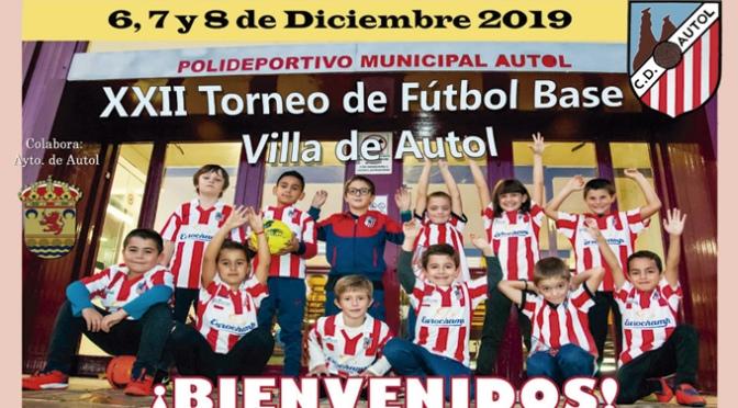 Suspendida la 23ª edición del torneo de fútbol base de Autol