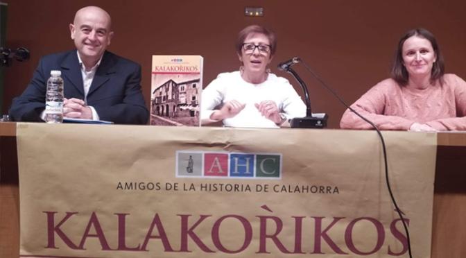 Kalakorikos XXIV ya está disponible en las librerías de Calahorra