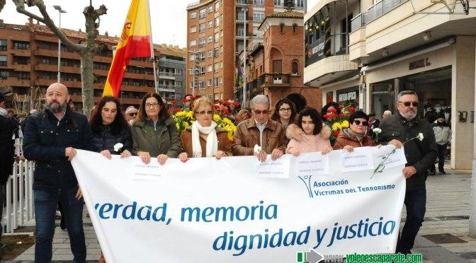 Galería: Marcha por las victimas del terrorismo y la Guardia Civil