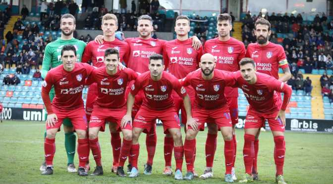 El CD Calahorra gana en Salamanca, 1-2